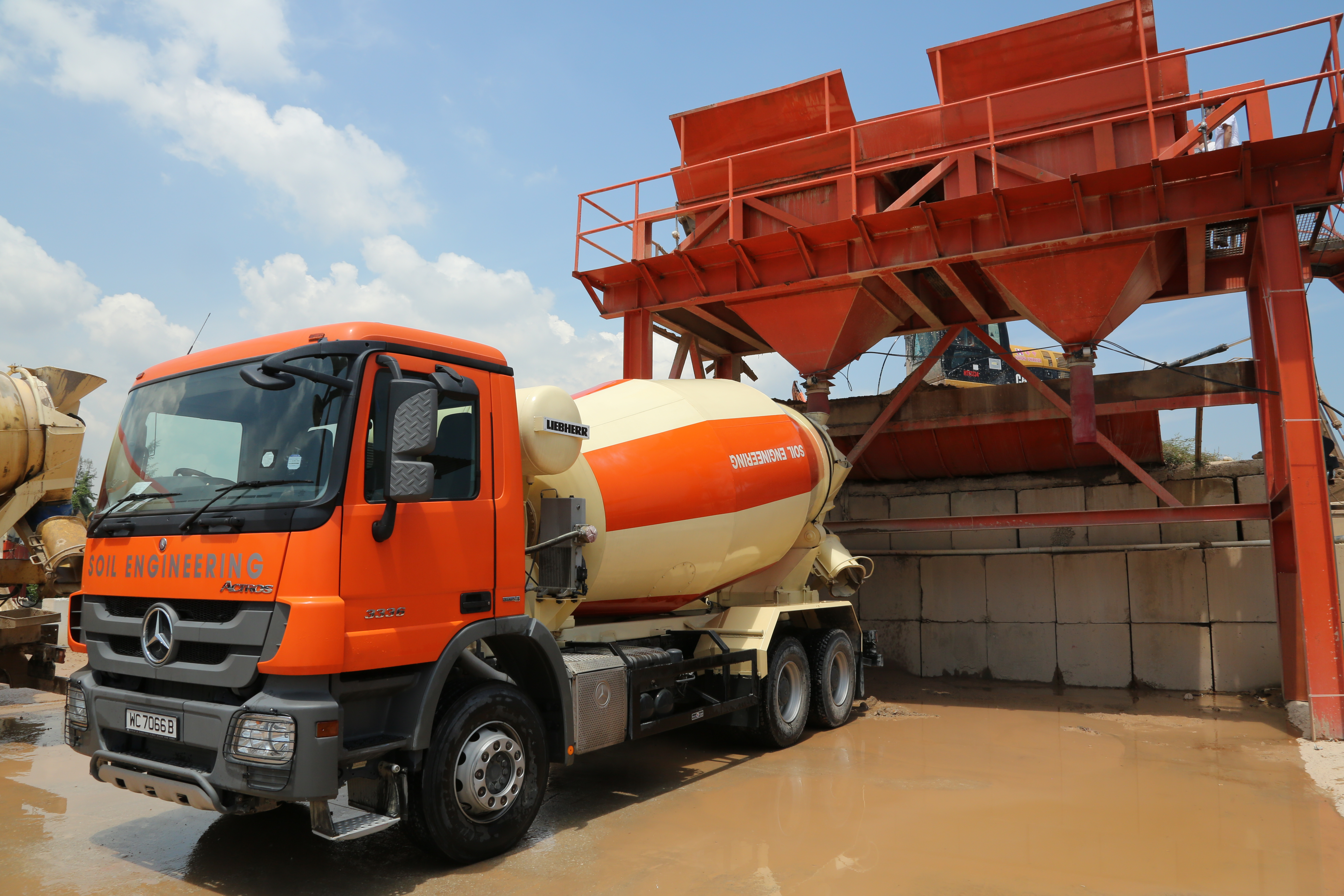 Huationg 174 Global Limited Liquefied Soil Stabilizer