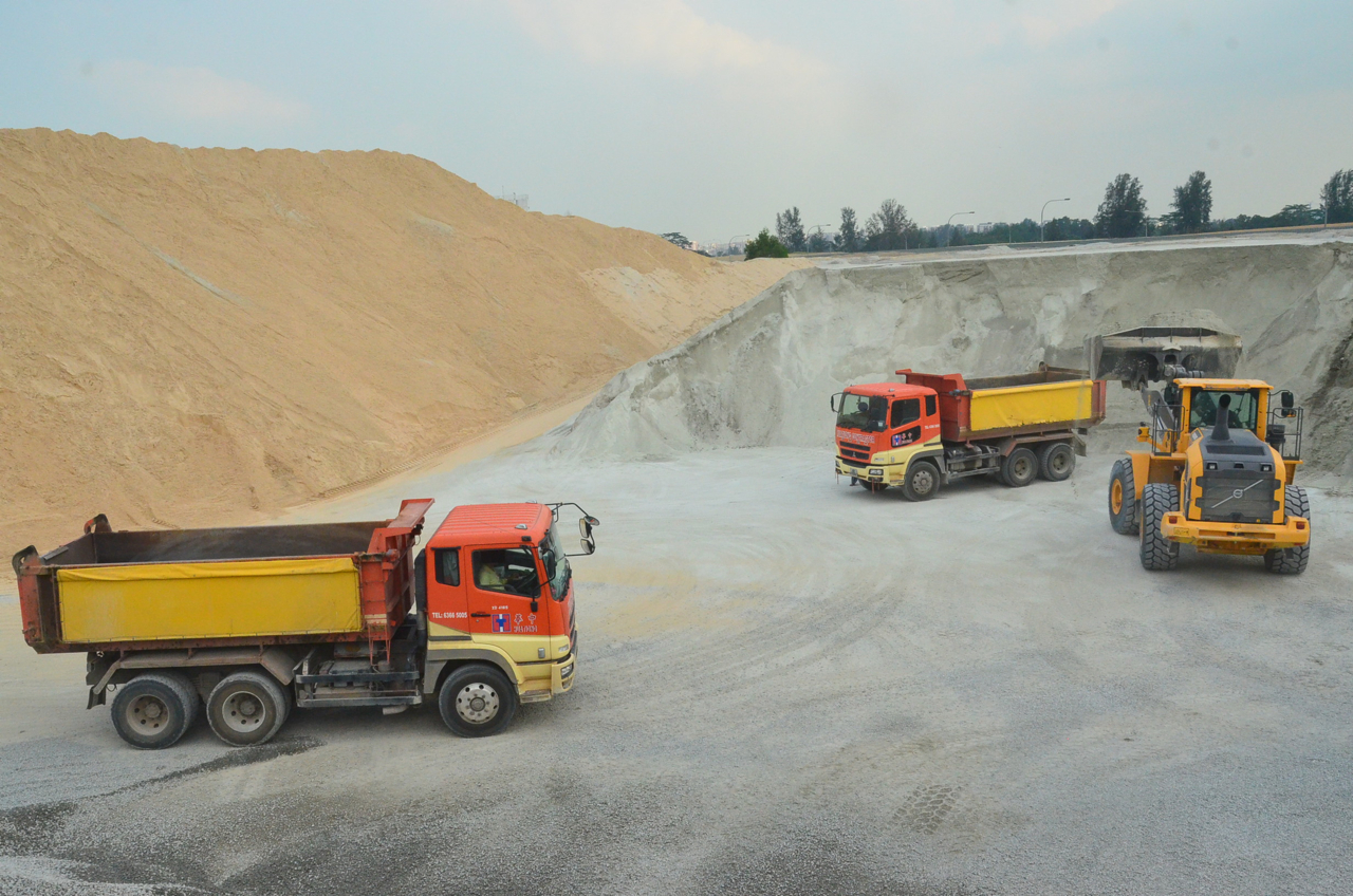 Transportation & Stockpile Management